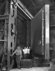 1920 Vault Door
