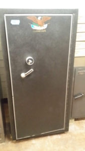 Cannon Black Gun Safe - Used Canon