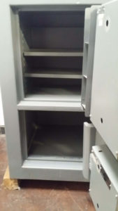 Amsec Grey Double Door TL 30 - Used Amsec TL30