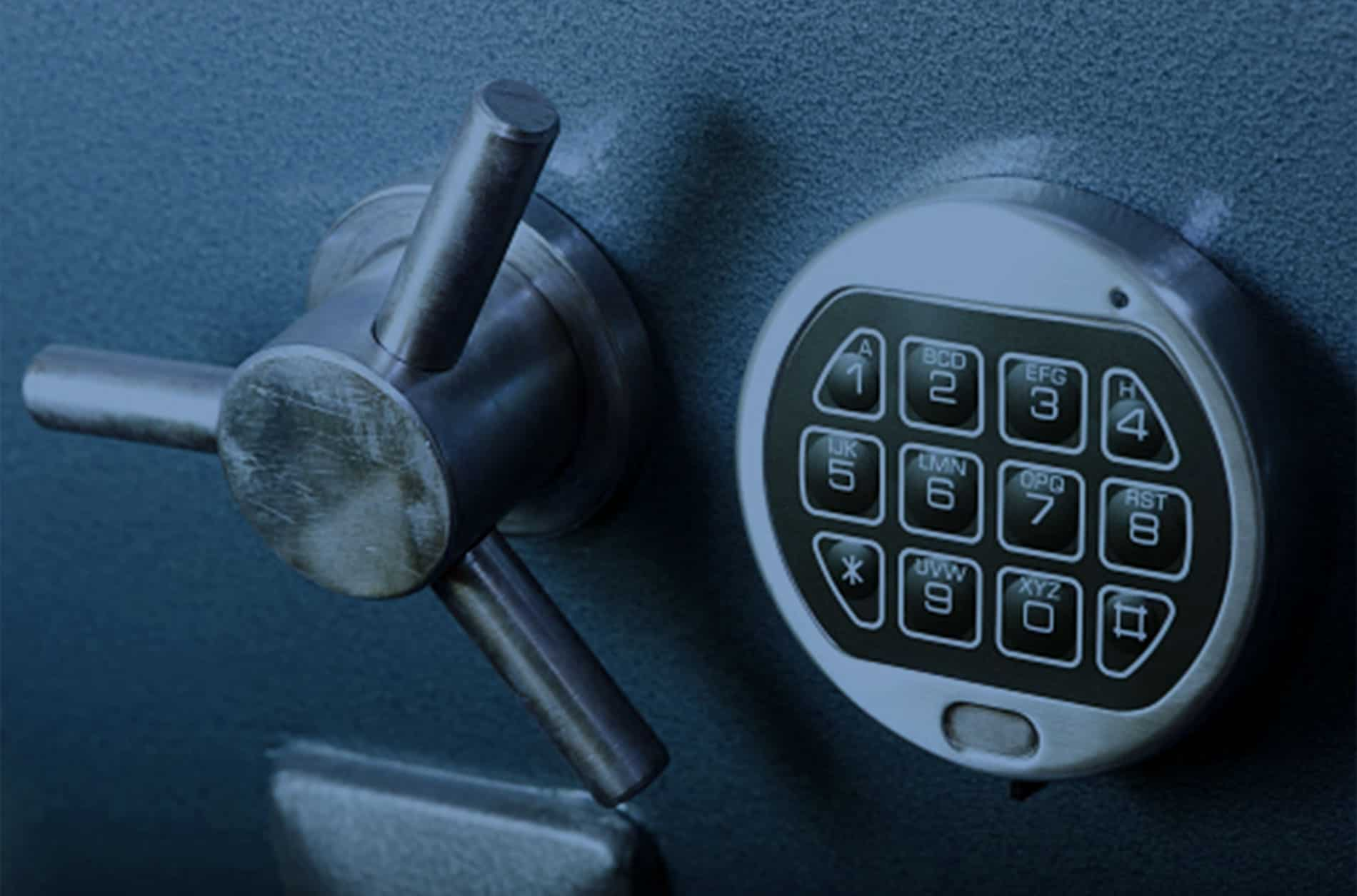 Digital Safe Lock. Safe Services