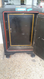 Diebold Safe Used