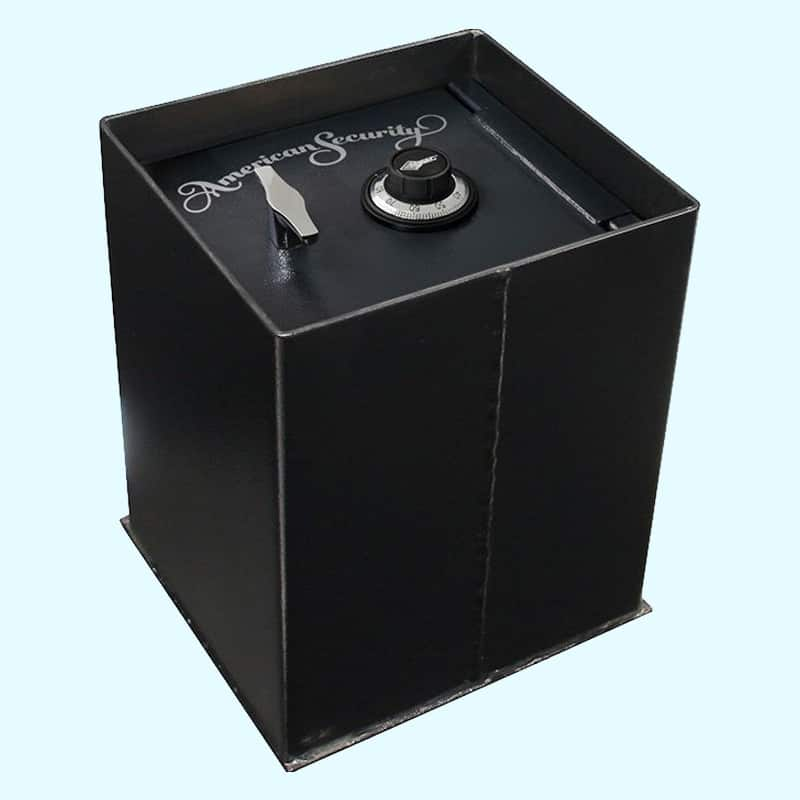 Best hidden floor safe by amsec b2200 king safe n lock for Hidden floor safe