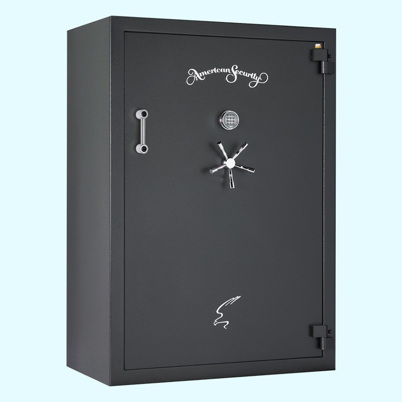 AMSEC BF 120 Minute Gun Safe BF7250 Closed