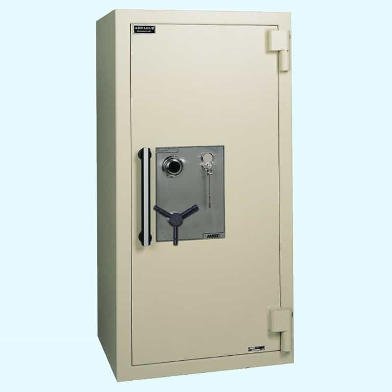 AMSEC High Security Jewelry Safe CF5524 Closed