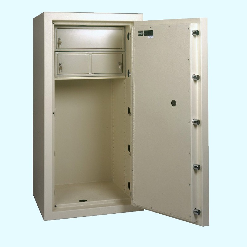 AMSEC High Security Jewlery Safe CF7236 Open