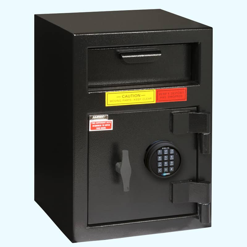 Depository Safe BY AMSEC