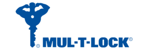 Mul-T-Lock High Security Locks Logo
