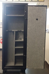 Reserve Gun Safe Hollon Open Door