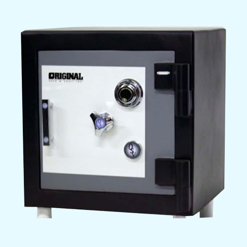Original Safe & Vault Inc. Platinum High-Security Safe 1616x6 Closed