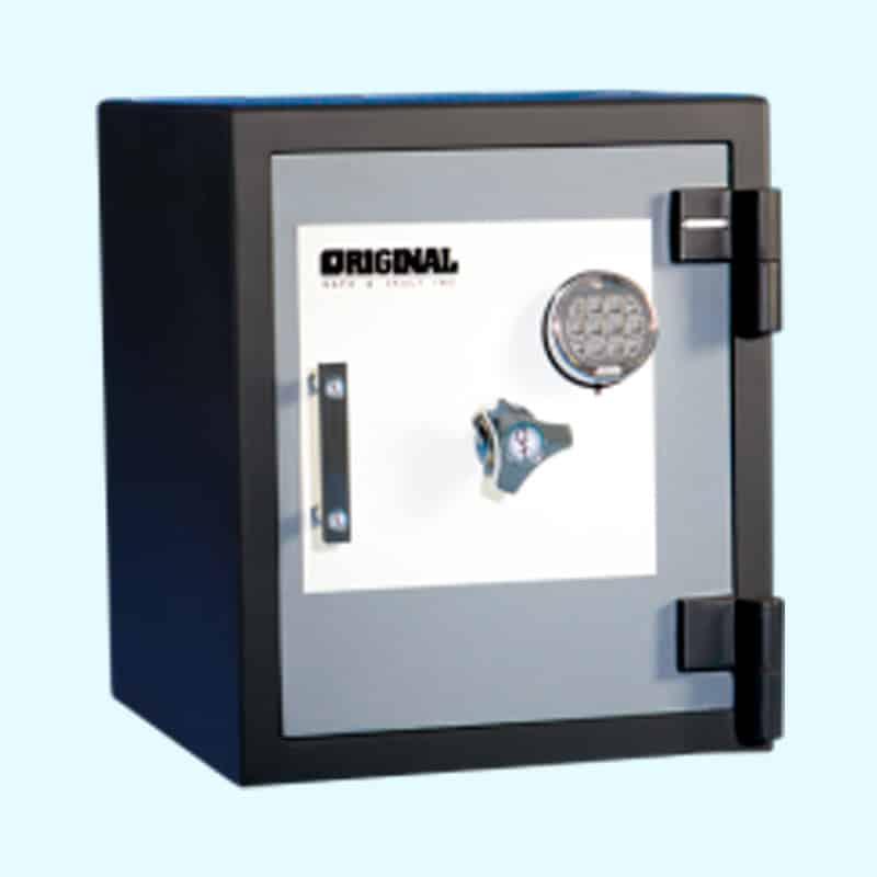 Original Safe & Vault Inc. Resistor Safe Series 1814R Closed