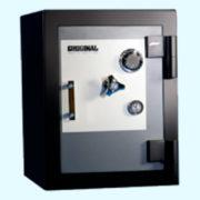 Original Safe & Vault Inc. Platinum High-Security Safe 2014x6 Closed