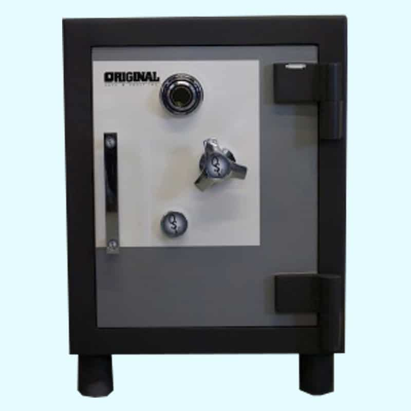 Original Safe & Vault Inc. Platinum High-Security Safe 2217x6 Closed