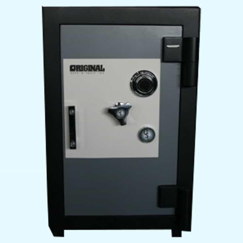 Original Safe & Vault Inc. Platinum High-Security Safe 2514x6 Closed