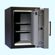 Original Safe & Vault Inc. Platinum High-Security Safe 2618x6 Open