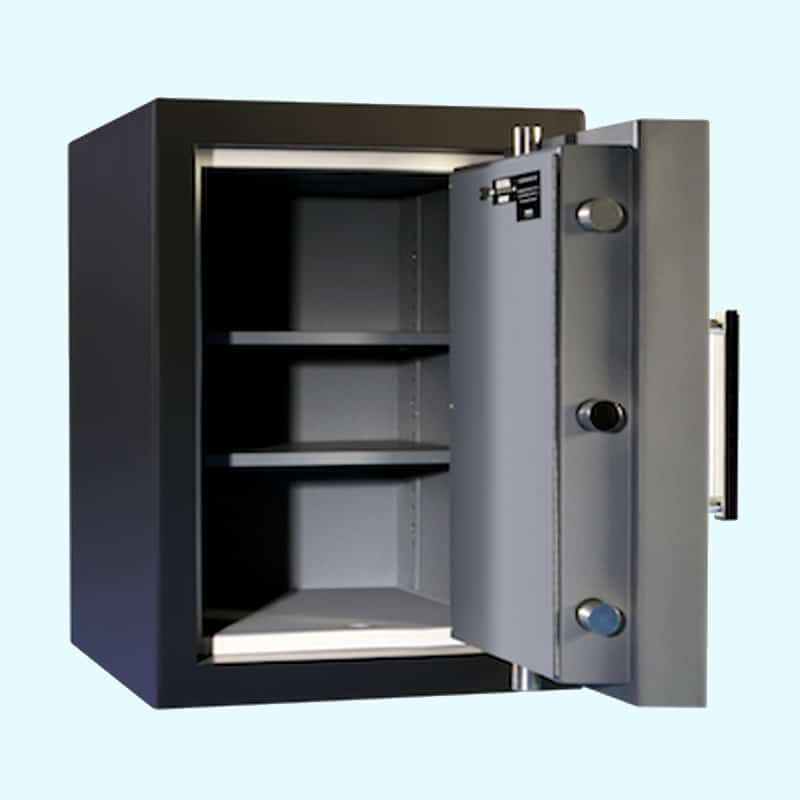 Original Safe & Vault Inc. Platinum High-Security Safe 2618x6 Open