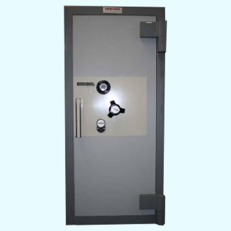 Original Safe & Vault Inc. Platinum High-Security Safe 5220x6 Closed