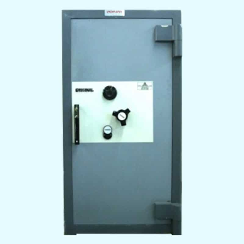 Original Safe & Vault In. Platinum High-Security Safe 5224x6 Closed