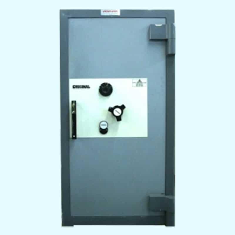 Original Safe & Vault In. Platinum High-Security Safe 5224x6 Closed
