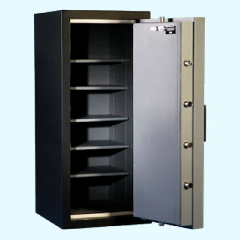 Original Safe & Vault Inc. Platinum High-Security Safe 5620x6 Open