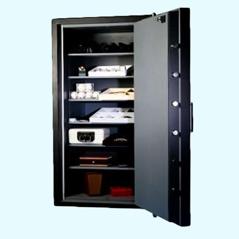 Original Safe & Vault Inc. Platinum High-Security Safe 7036x6 Open