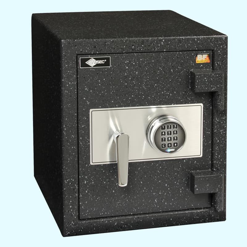 AMSEC High Security Residential Safe BF1512 Closed