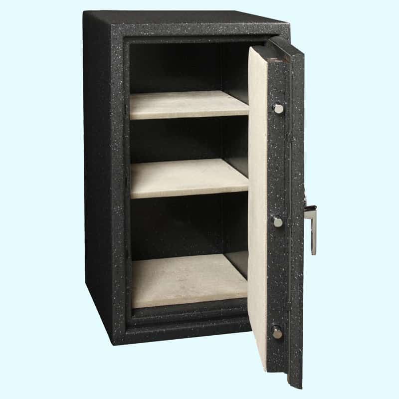 AMSEC High Security Residential Safe BF3416 Open