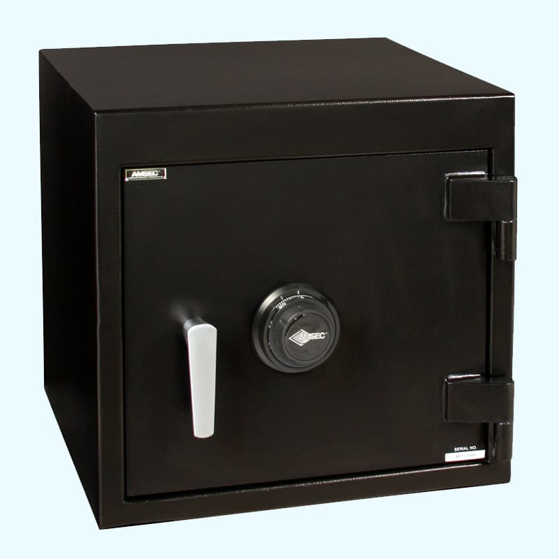 AMSEC BWB2020C depository safe closed