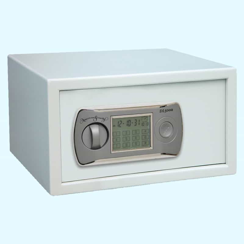 Hotel Safe W/ Ressettable Electronic Lock