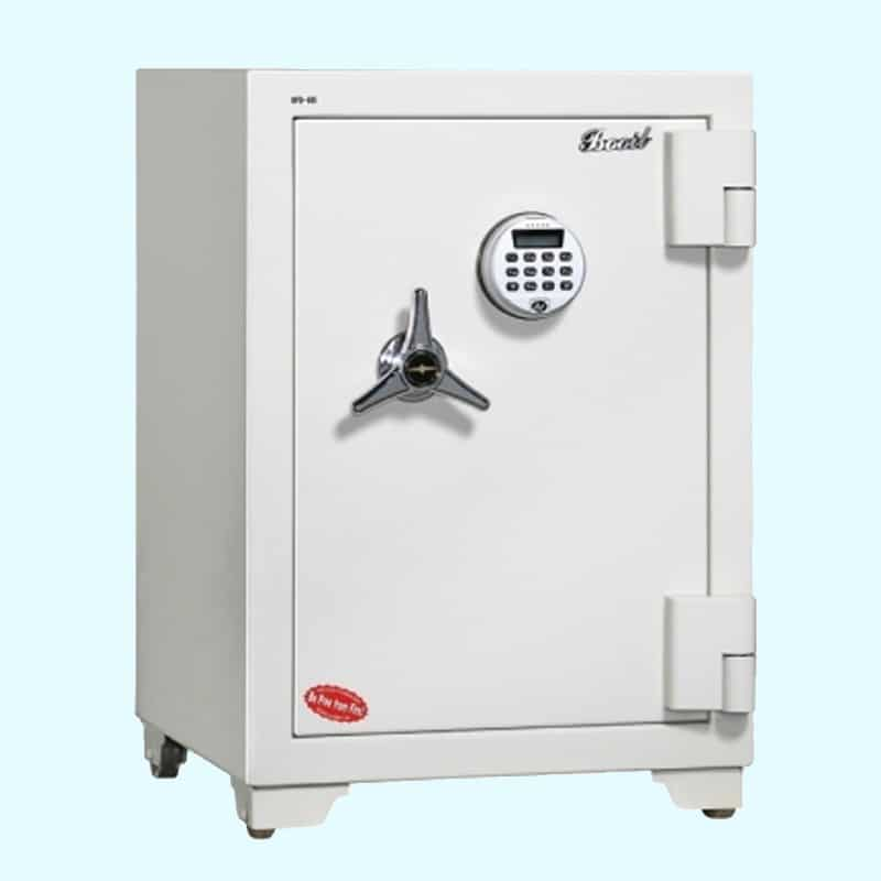 Jewel Security Two Hour Fire and Anti-Burglary Safe JFB845 Closed