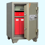Jewel Security Two Hour Fire Safe JST750 Open