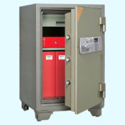Jewel Security Two Hour Fire Safe JST880 Open