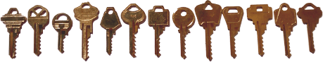 Keys that can be bumped