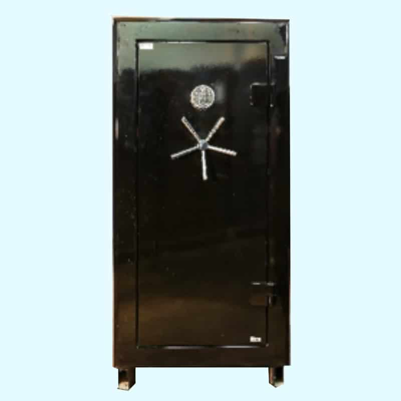 Original Safe & Vault Inc. 60 Minute Gun Safe OGS6030 Closed