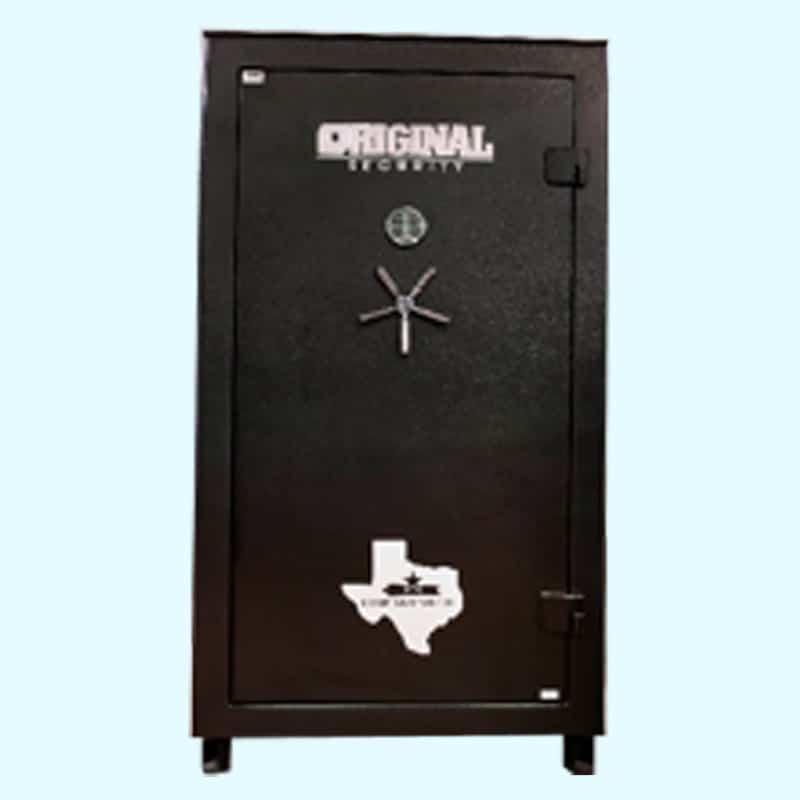Original Safe and Vault Inc. 60 Minute Gun Safe OGS7242 Closed