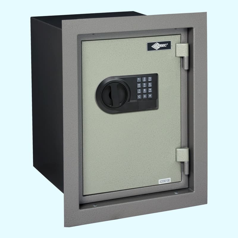 Wall Safe W/ Fire Protection