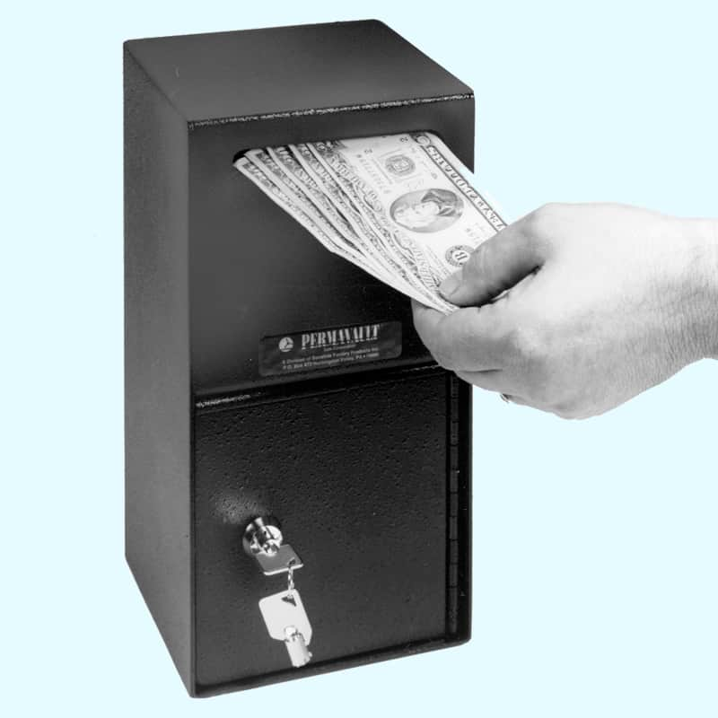Cash Drop Box