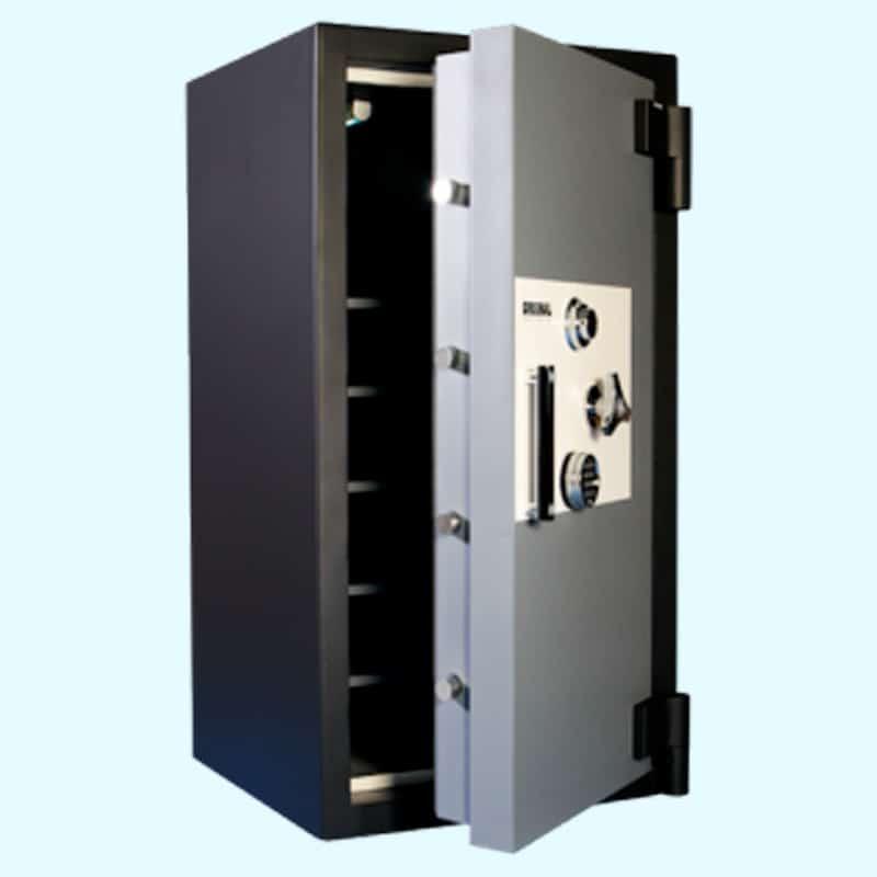 Original Safe & Vault Inc. Platinum High-Security Safe 5625x6 Open